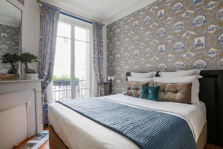 La Chambre Parisienne (Montmartre) Bed&Breakfast