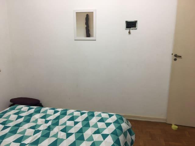 Private room.