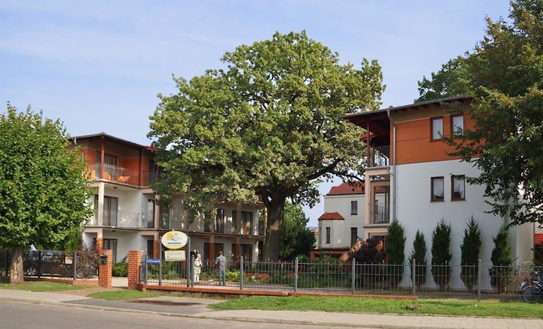 Rezydencja 5 Dębów  -  5 Eichen Residenz - 3os/3pe - Międzyzdroje - อพาร์ทเมนท์