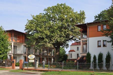 Rezydencja 5 Dębów  -  5 Eichen Residenz - 3os/3pe - Międzyzdroje - 公寓