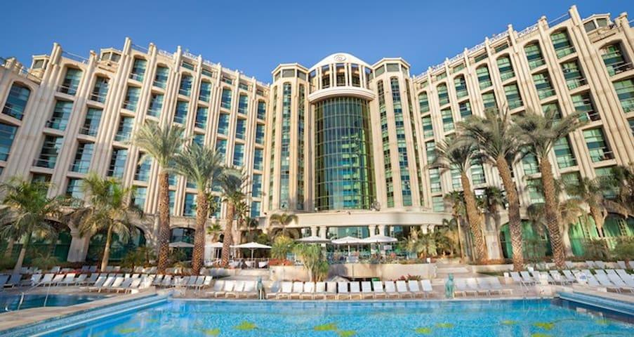 Eilat Hiltonn Hotel 1