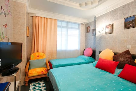 Downtown City Centre #1bedroom 2/4pax@Api-Api 1间卧室