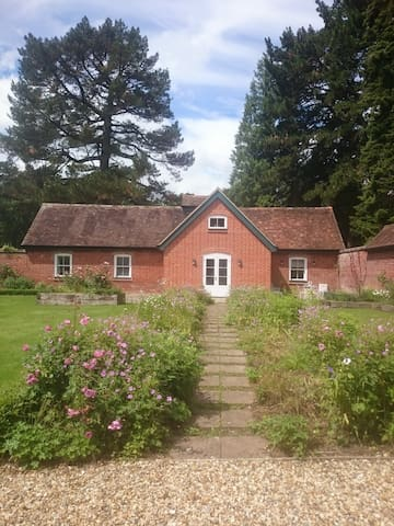 Charming Coach House in the New Forest - Whitsbury  - Huis