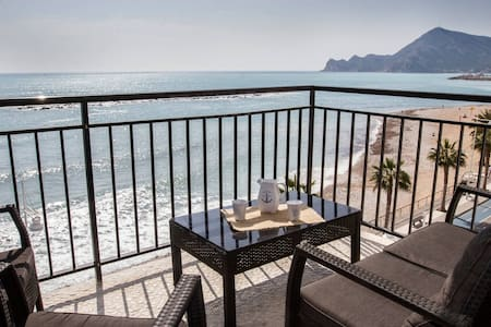 Luxury Beachfront Apartment in Altea - Altea - Flat