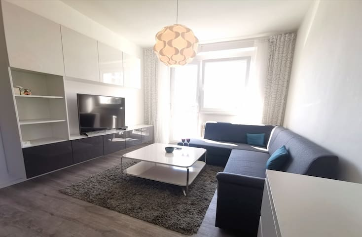 ♛Healthy Minimalist apartment near CastleOldTown♛