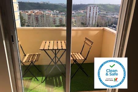 Authentique spacieux appartement portugais