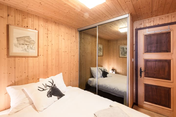 The Moose Room/Chambre Caribou