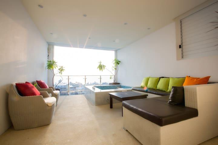 枋客文旅 - VIP海景雙人房 Top Luxury Double Room