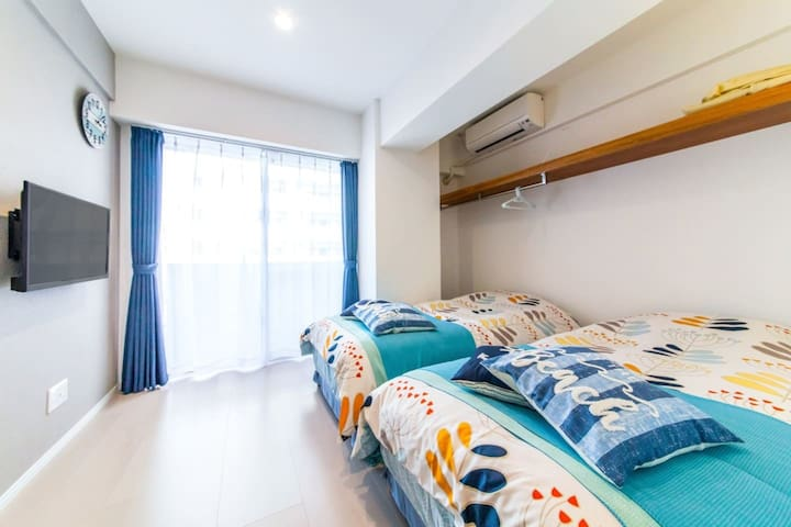 GL33★ Near the Beach★Great Naha Location★