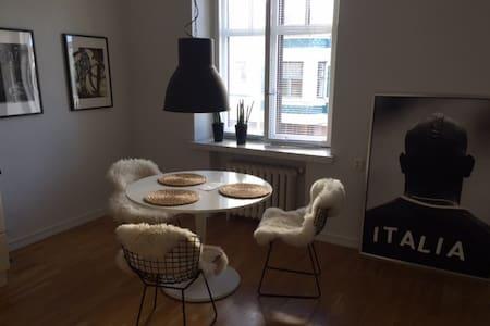 Beautiful entire apartment in heart of Helsinki - Helsinki - Ev