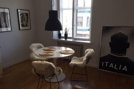Beautiful entire apartment in heart of Helsinki - เฮลซิงกิ - บ้าน