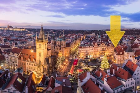 Live the Luxury on Old Town Square! - Prag