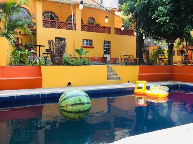 Bungalito en Cuernavaca
