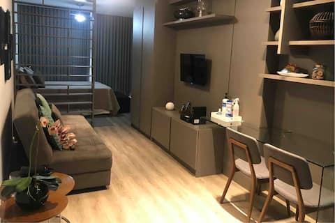 Lindo apartamento no coração de BH- Centro