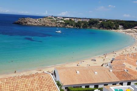 Acogedor apartamento cerca de la playa - Arenal d'en Castell