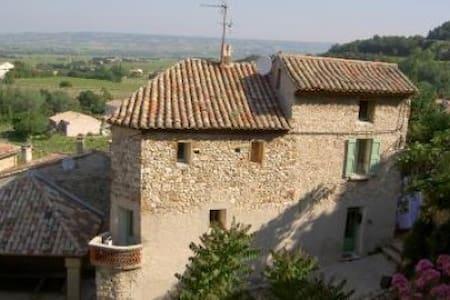 Historic House, Gigondas Provence - Gigondas