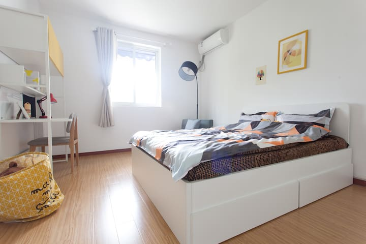 Cozy room in Shanghai French concession near Metro - Shanghai - Appartement