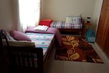 Double extra bedroom