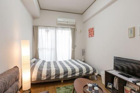 8min Gojo Kiyomizu Nice Location Pockewi-fi - Shimogyo Ward, Kyoto - Appartement
