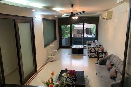 charming 3 BHK upper ground floor,GK2, South Delhi