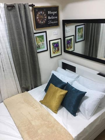 Cozy 1BR fully furnishd in Baguio - Tuba