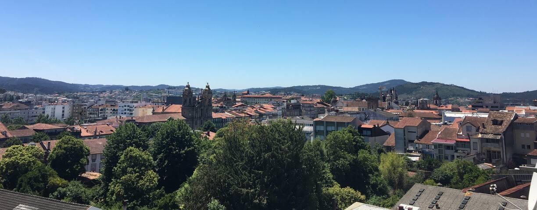 Loft com vista sobre a cidade - Braga - Apartment