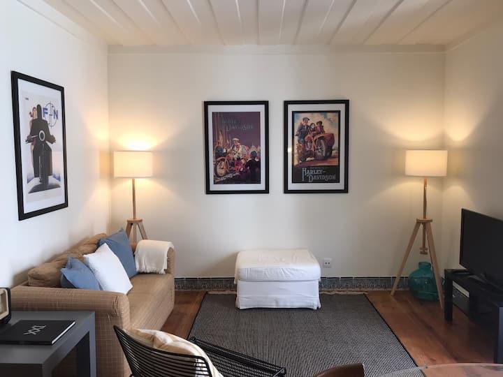 Romantic apartment in the S. Jorge Castle