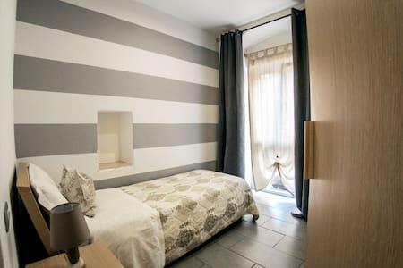 Camera Singola con bagno privato - Affittacamere Lunamar