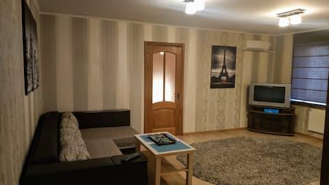Уютная квартира в самом центре