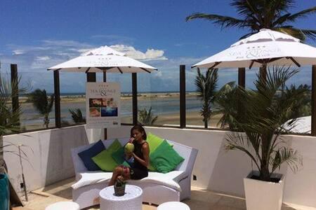 SUPERIOR apt (30 m2/4 pers) ★★★★  Ilha do Guajirú