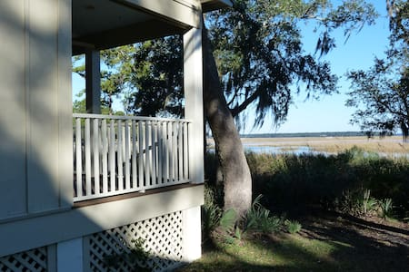 Marshside Cottage -Lowcountry Specials Fall/Winter - Ridgeland - Maison
