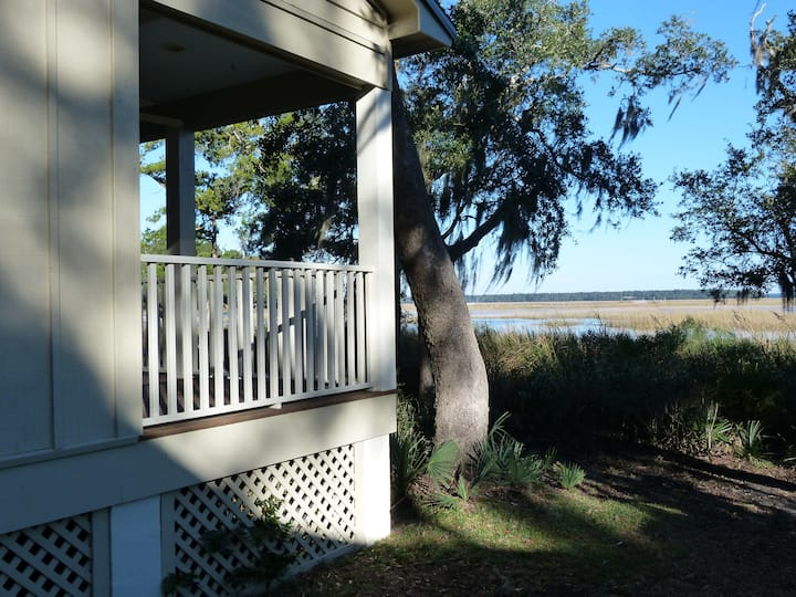 Marshside Cottage - Summons of the Lowcountry