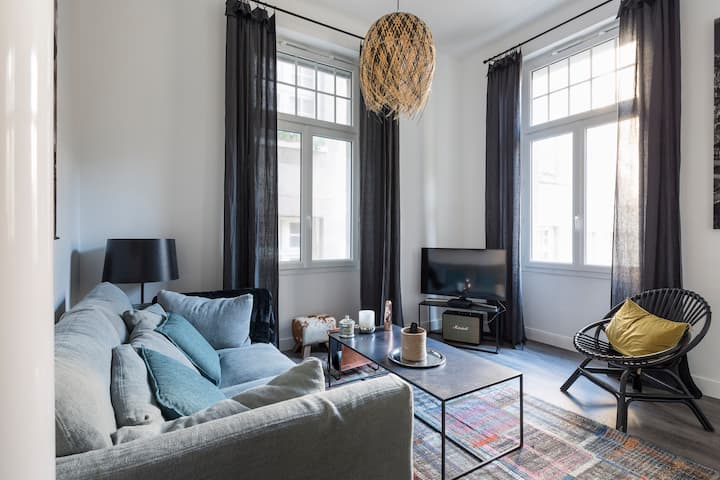 Le BELEM-chic apartment - heart of Intra-Muros