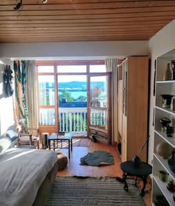 Privat room on Lake Ammersee