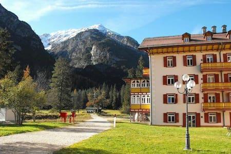Monolocale nel cuore delle Dolomiti - Carbonin - Apartemen
