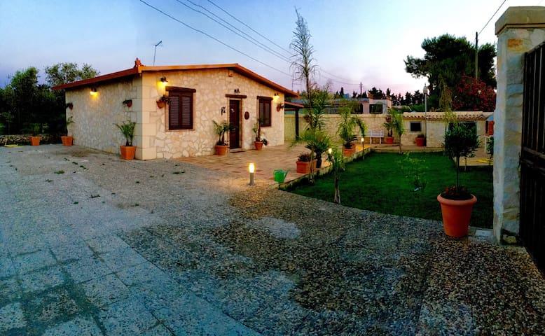 Casa vacanze La Tonnara 8 posti - Fanusa - Hus