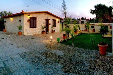 Casa vacanze La Tonnara 8 posti - Fanusa - 단독주택