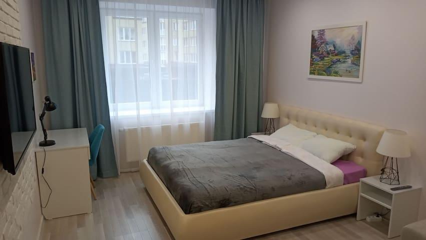 Апартаменты в 5и минутах от моря на Московской 72