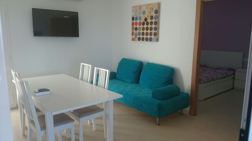 Brisa apartamento con grandes vista - Son Serra de Marina - Ortak mülk
