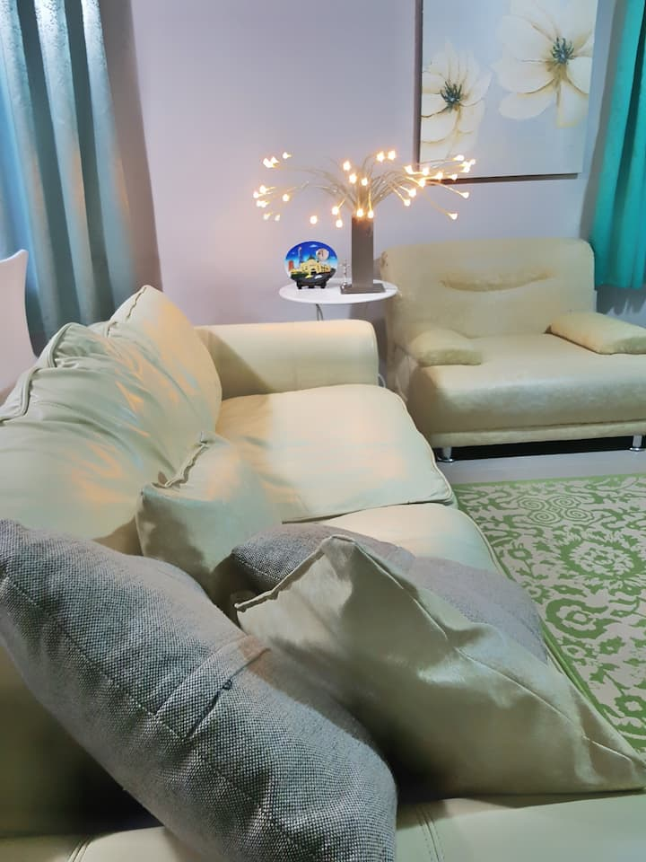 Clean, comfortable & peaceful place