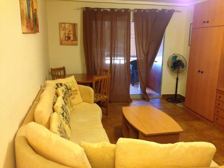 Apartamento para 3/4 personas en Faro de Cullera