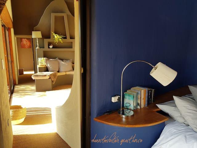 West Bedroom towards sitting room