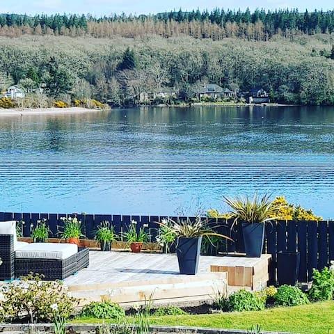 Airanloch Bed & Breakfast, Lochend, Loch Ness Rm 1