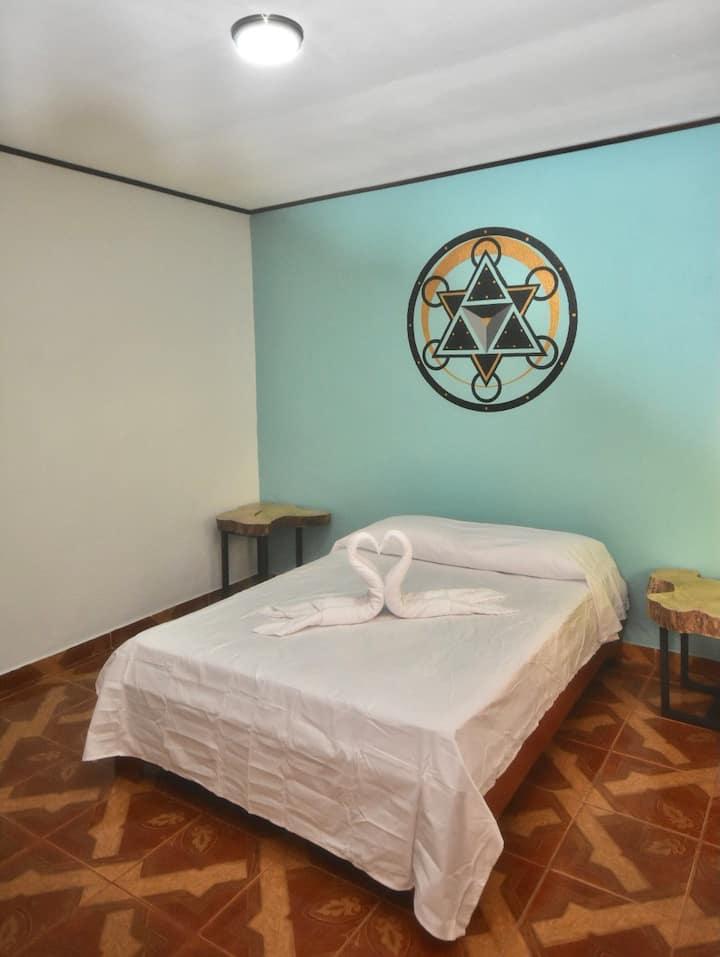 Trópico Ballena A/C Room#4 Few Steps to Whale Tale