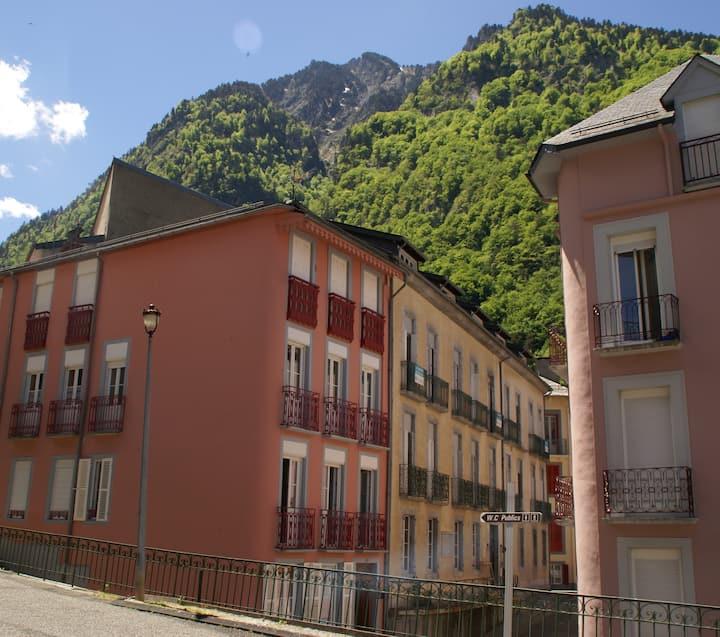 Appartement l'Edelweiss - Cauterets centre