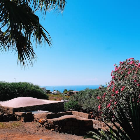 "La Stele di Rekale ""Dammuso Pesco"" - Pantelleria - Apartamento"