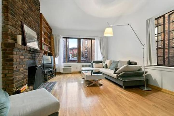 Sun Drenched West Village 1 BDRM Duplex w/ WV View