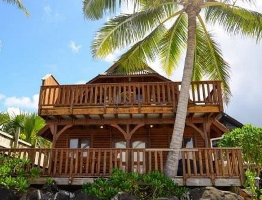Spacious and charming and right in the middle of paradise