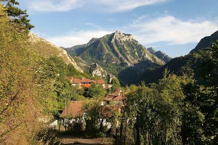 Casa Covadonga en Asturias