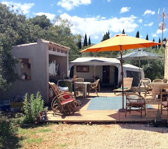 Pedreguer, lot of privacy in the beautiful nature - Pedreguer - Bed & Breakfast
